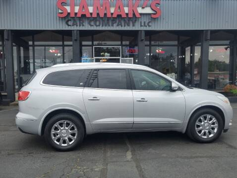 2014 Buick Enclave for sale at Siamak's Car Company llc in Salem OR
