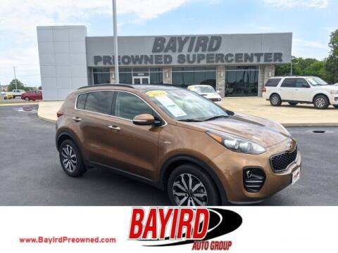 2018 Kia Sportage for sale at Bayird Truck Center in Paragould AR
