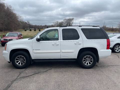 2008 GMC Yukon for sale at Iowa Auto Sales, Inc in Sioux City IA