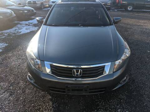 2008 Honda Accord for sale at Sprinkle's Auto Sales LLC in Marion OH