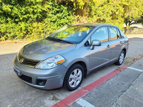 2010 Nissan Versa for sale at DFW Autohaus in Dallas TX
