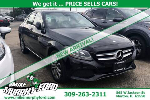 2016 Mercedes-Benz C-Class for sale at Mike Murphy Ford in Morton IL
