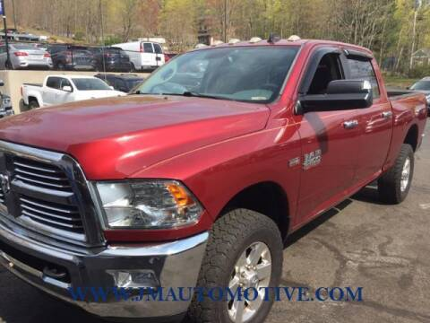 2015 RAM Ram Pickup 2500 for sale at J & M Automotive in Naugatuck CT