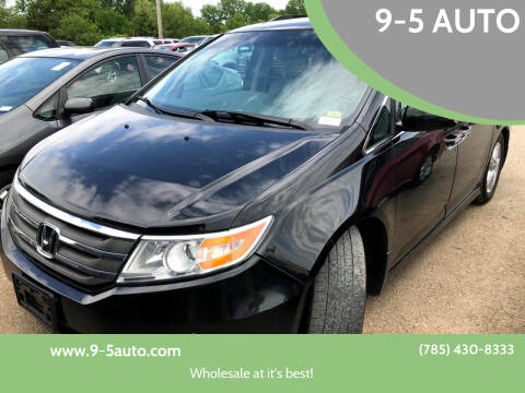2013 Honda Odyssey for sale at 9-5 AUTO in Topeka KS