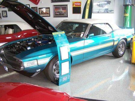 1970 Ford Shelby GT350 for sale at Haggle Me Classics in Hobart IN