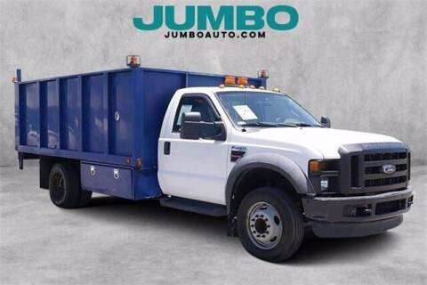 2009 Ford F-450 Super Duty for sale at JumboAutoGroup.com in Hollywood FL