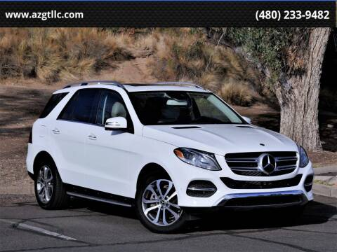 2018 Mercedes-Benz GLE for sale at AZGT LLC in Phoenix AZ
