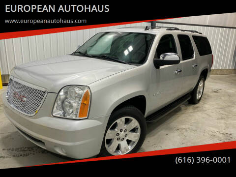 2011 GMC Yukon XL for sale at EUROPEAN AUTOHAUS in Holland MI