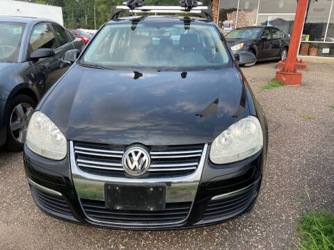 2006 Volkswagen Jetta for sale at Northtown Auto Sales in Spring Lake MN