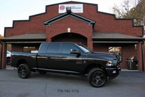 2017 RAM Ram Pickup 2500 for sale at Atlanta Auto Brokers in Cartersville GA
