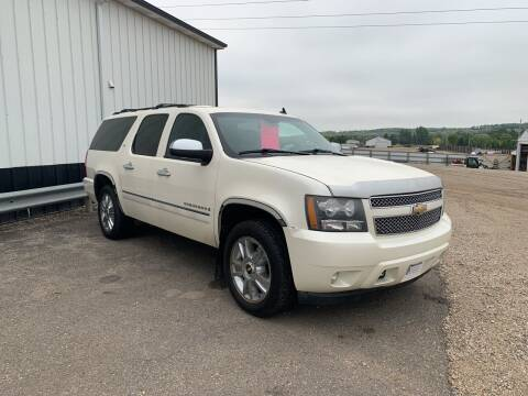 2009 Chevrolet Suburban for sale at TRUCK & AUTO SALVAGE in Valley City ND