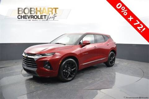 2021 Chevrolet Blazer for sale at BOB HART CHEVROLET in Vinita OK