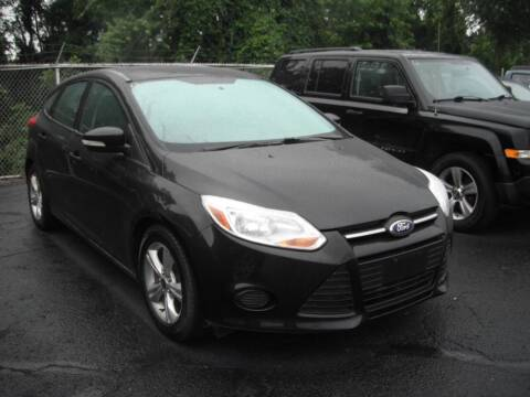2013 Ford Focus for sale at Collector Car Co in Zanesville OH
