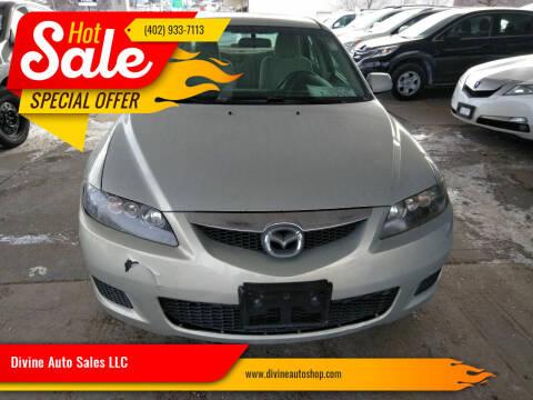 2006 Mazda MAZDA6 for sale at Divine Auto Sales LLC in Omaha NE