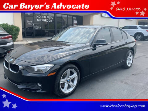 2015 BMW 3 Series for sale at Car Buyer's Advocate in Phoenix AZ