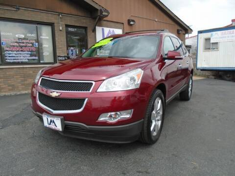 2011 Chevrolet Traverse for sale at IBARRA MOTORS INC in Cicero IL