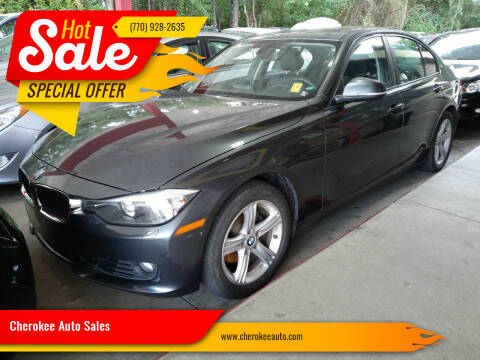 2014 BMW 3 Series for sale at Cherokee Auto Sales in Acworth GA
