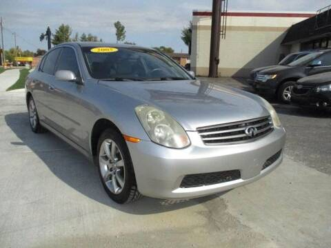 2005 Infiniti G35 for sale at Best Choice USA in Swansea MA