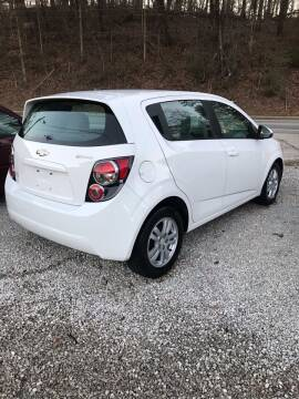 2012 Chevrolet Sonic for sale at Conner Motors in Rocky Top TN