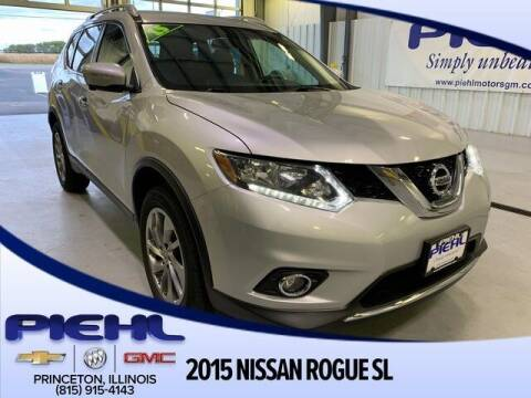 2015 Nissan Rogue for sale at Piehl Motors - PIEHL Chevrolet Buick Cadillac in Princeton IL