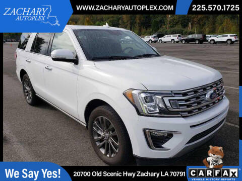 2019 Ford Expedition for sale at Auto Group South in Natchez MS
