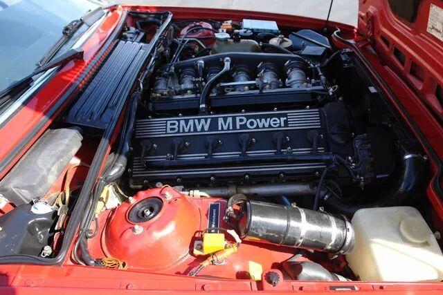 1988 BMW M6 14