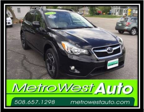 2013 Subaru XV Crosstrek for sale at Metro West Auto in Bellingham MA