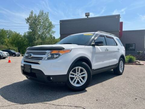 2013 Ford Explorer for sale at George's Used Cars - Telegraph in Brownstown MI