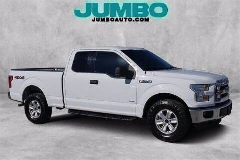 2016 Ford F-150 for sale at JumboAutoGroup.com in Hollywood FL