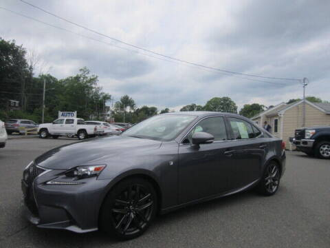 2016 Lexus IS 300 for sale at Auto Choice of Middleton in Middleton MA