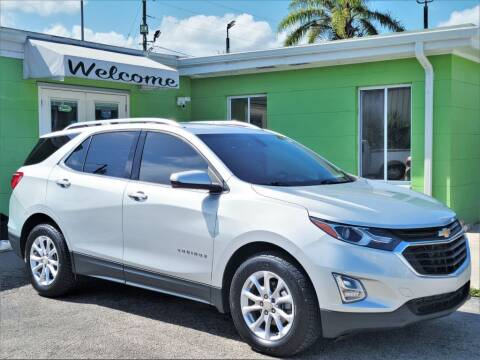 2019 Chevrolet Equinox for sale at Caesars Auto Sales in Longwood FL