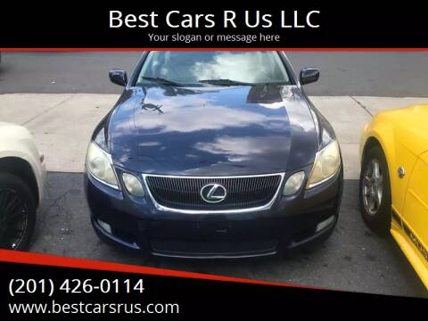 2006 Lexus GS 300 for sale at Best Cars R Us LLC in Irvington NJ