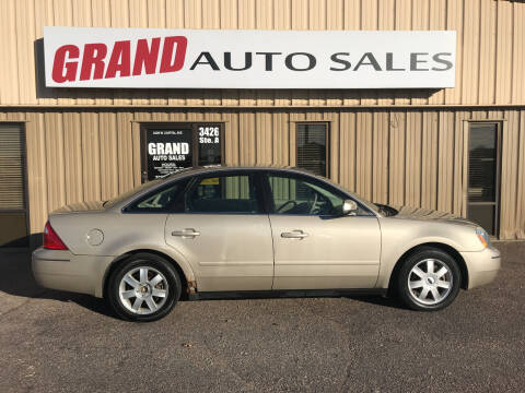 2006 Ford Five Hundred for sale at GRAND AUTO SALES in Grand Island NE