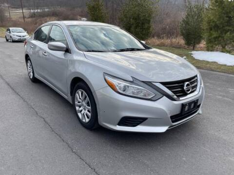 2016 Nissan Altima for sale at Hawkins Chevrolet in Danville PA