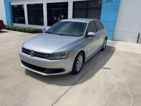2013 Volkswagen Jetta for sale at ETS Autos Inc in Sanford FL