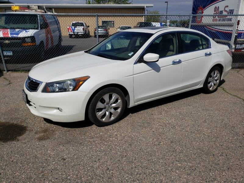 2009 Honda Accord for sale at CFN Auto Sales in West Fargo ND