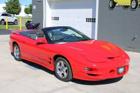 1998 Pontiac Firebird for sale at Great Lakes Classic Cars & Detail Shop in Hilton NY