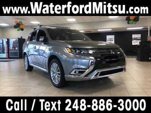2022 Mitsubishi Outlander PHEV for sale at Lasco of Waterford in Waterford MI