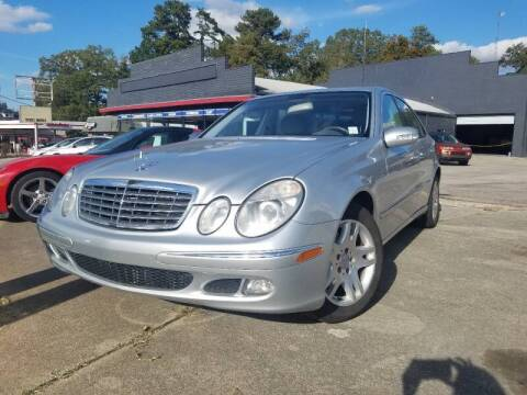 2006 Mercedes-Benz E-Class for sale at Import Performance Sales - Henderson in Henderson NC
