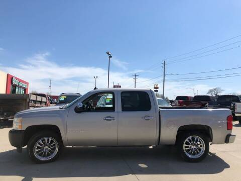 2007 Chevrolet Silverado 1500 for sale at Zacatecas Motors Corp in Des Moines IA