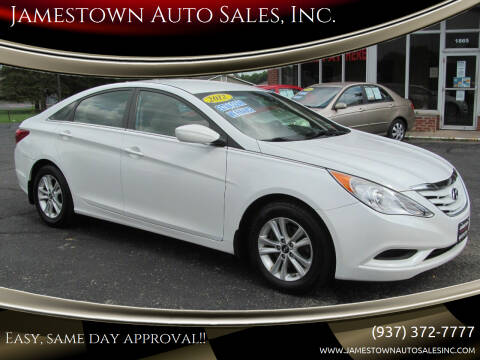 2012 Hyundai Sonata for sale at Jamestown Auto Sales, Inc. in Xenia OH