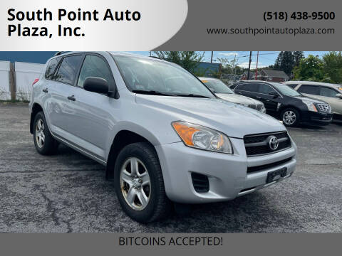 2010 Toyota RAV4 for sale at South Point Auto Plaza, Inc. in Albany NY