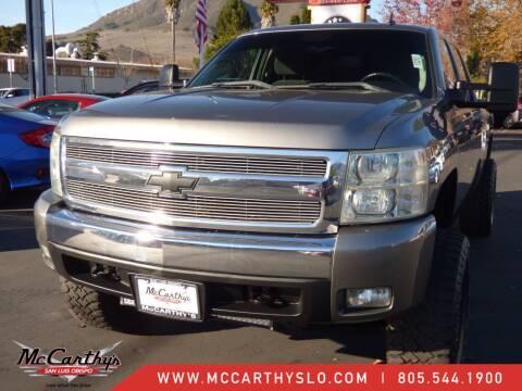 2008 Chevrolet Silverado 1500 for sale at McCarthy Wholesale in San Luis Obispo CA