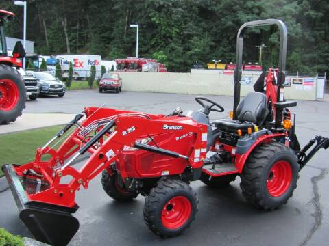 2021 Branson 2505H for sale at Kens Auto Sales in Holyoke MA