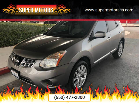 2012 Nissan Rogue for sale at Super Motors in San Mateo CA