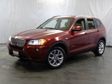 2011 BMW X3 for sale at United Auto Exchange in Addison IL