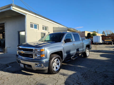 2014 Chevrolet Silverado 1500 for sale at Imports Auto Sales & Service in San Leandro CA