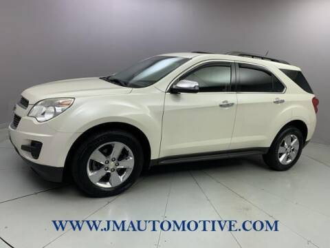 2014 Chevrolet Equinox for sale at J & M Automotive in Naugatuck CT