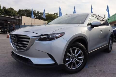 2018 Mazda CX-9 for sale at OCEAN AUTO SALES in Miami FL