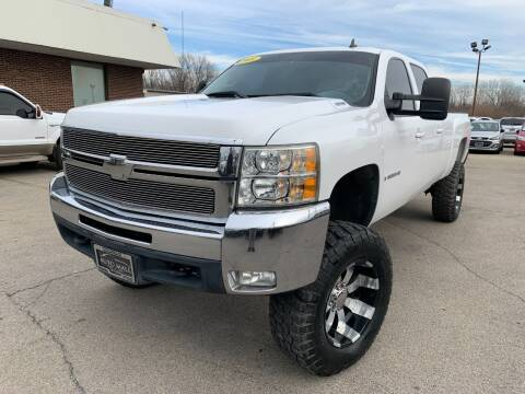 2008 Chevrolet Silverado 3500HD for sale at Auto Mall of Springfield in Springfield IL